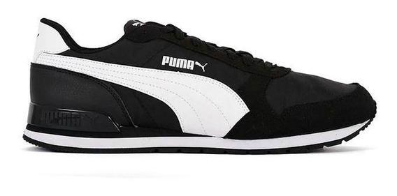 Zapatillas Puma St Runner V2 Nl Moda Urbana Hombre 367108-01