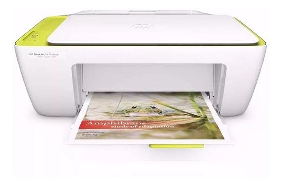 Impressora Multifuncional Hp Deskjet Ink 2135 - Com Cabo Usb