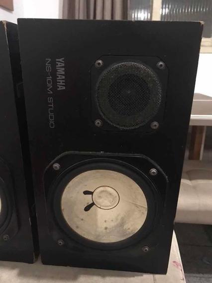 Monitor De Referência Ns10 Yamaha