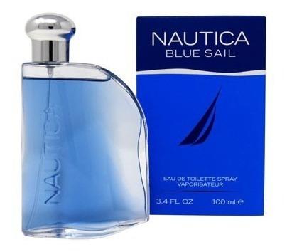 Perfume Original Nautica Blue Sail Nuevo Importado