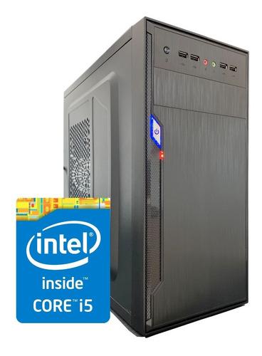 Imagem 1 de 3 de Pc Computador Cpu Intel Core I5 + Ssd 120gb, 8gb Memória Ram