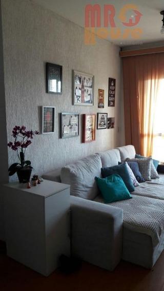 Apartamento Residencial Para Locação, Sacomã, São Paulo. - Ap0165
