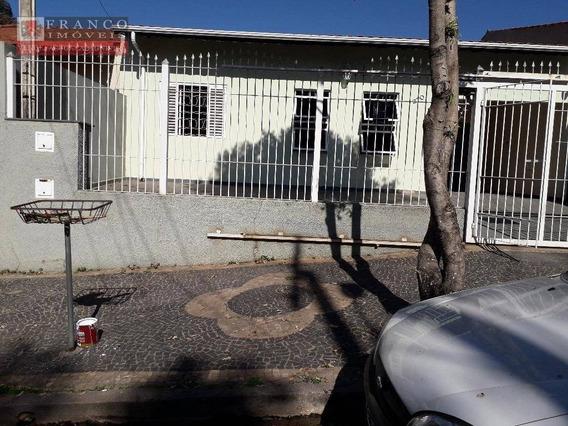 Casa Residencial Para Locação, Jardim Dos Manacás, Valinhos. - Ca0277