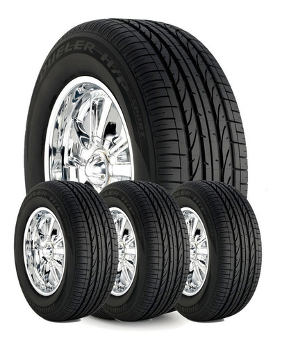 Combo 4u 225/60 R17 99h Dueler H/p Sport Bridgestone Envío