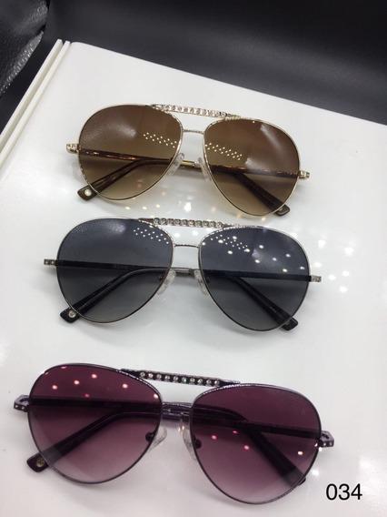 Oculos De Sol Feminino S034
