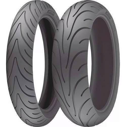 Par Pneu 120/70-17+ 180/55-17 Michelin Pilot Road 2 Hornet