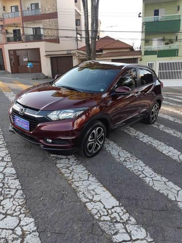 Honda Hrv 1.8 Automatico Exl Sem Entrada 2017