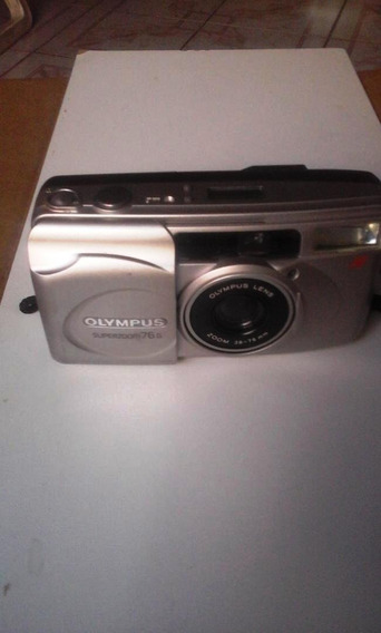 Câmera Fotográfica Olympus Superzoon 76 G