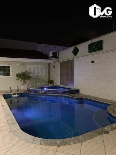 Imagem 1 de 29 de Sobrado Com 5 Dormitórios À Venda, 400 M² Por R$ 1.650.000,00 - Vila Milton - Guarulhos/sp - So0492