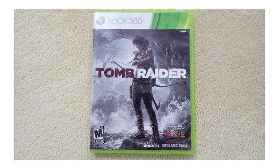 Jogo Tomb Raider Xbox 360 Original