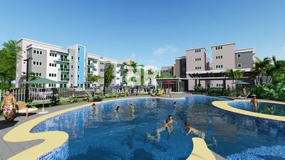 Residencial Breezes - Apartamento De 120 Metros - Ru-0078