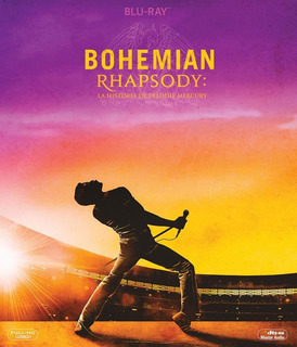 Blu-ray - Bohemian Rhapsody