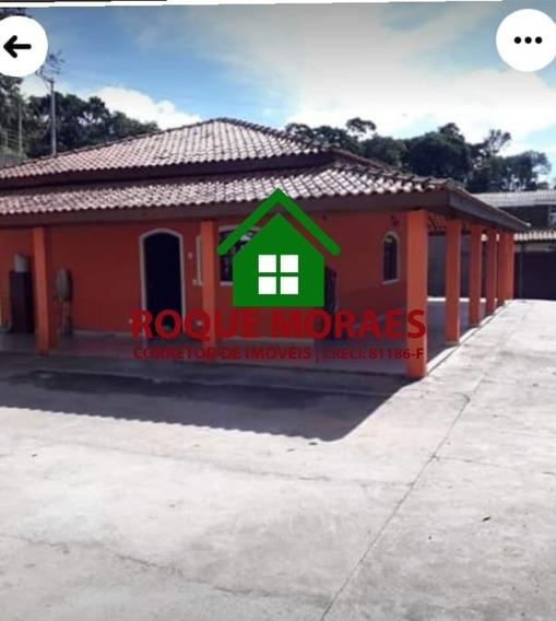 Casa Tipo Chácara - Juquitiba-sp - Ref0321