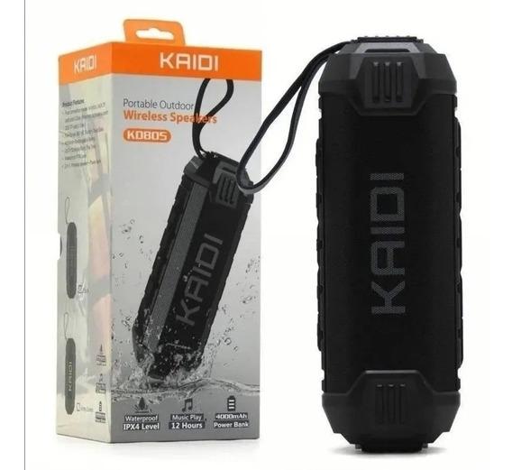 Caixa Som Kaidi Kd805 Prova D