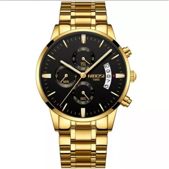 Relógio Masculino Nibose Original! Entrega Imediata!!!