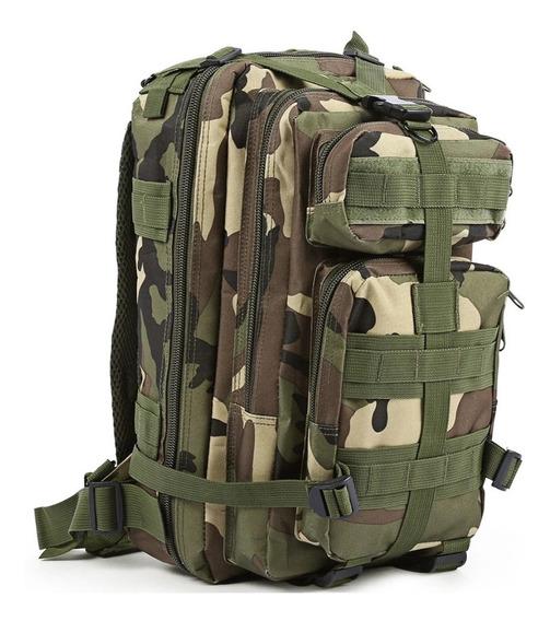 Mochila Militar Multiuso Modelo Assault 30l Promoção