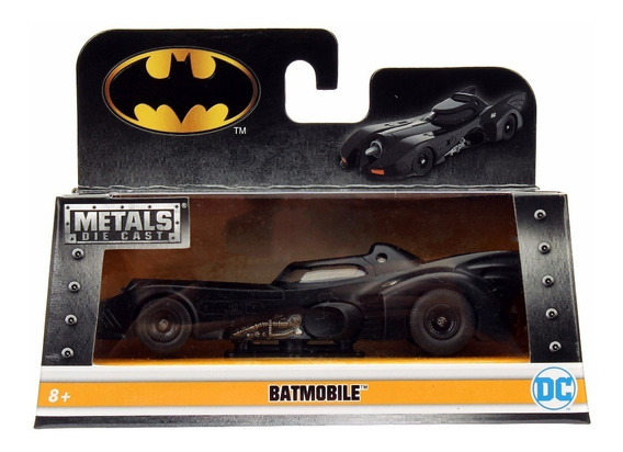 Auto Batimovil De Colección 1989 Wabro 98226