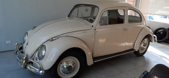 Volkswagen Escarabajo Aleman 1958 Hoffen