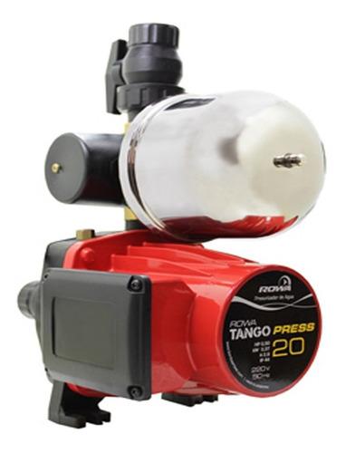 Bomba Presurizadora Rowa Modelo Tango 20 Press Mas Presión P