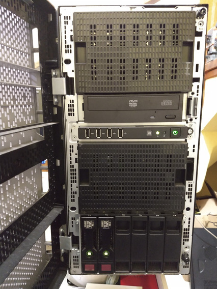 Servidor Hp Proliant Ml350p Gen8 Xeon E5-2620 2.0gh 8gb Ram