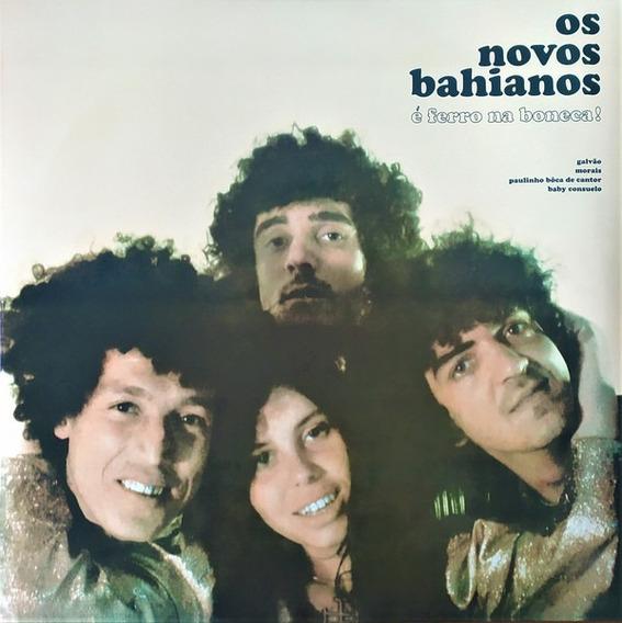 Vinil (lp) Vinil Lp Os Novos Bahianos É F Os Novos Bahianos
