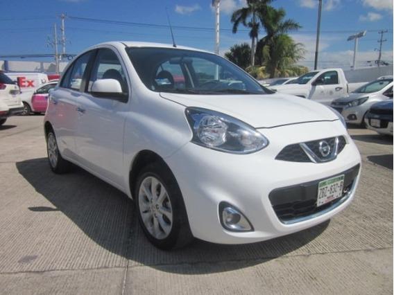 Nissan March Advance Tm 2018 1.6 Lts. Cancun 21322943