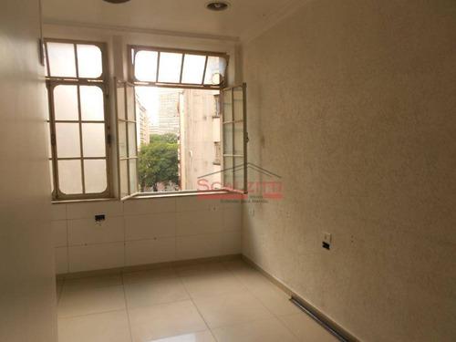 Conjunto Para Alugar, 20 M² Por R$ 750/mês - República - São Paulo/sp - Cj0949