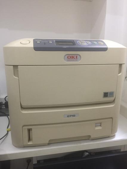 Impressora Oki C710