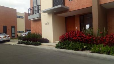 Casas En Arriendo Cajica 642-4185