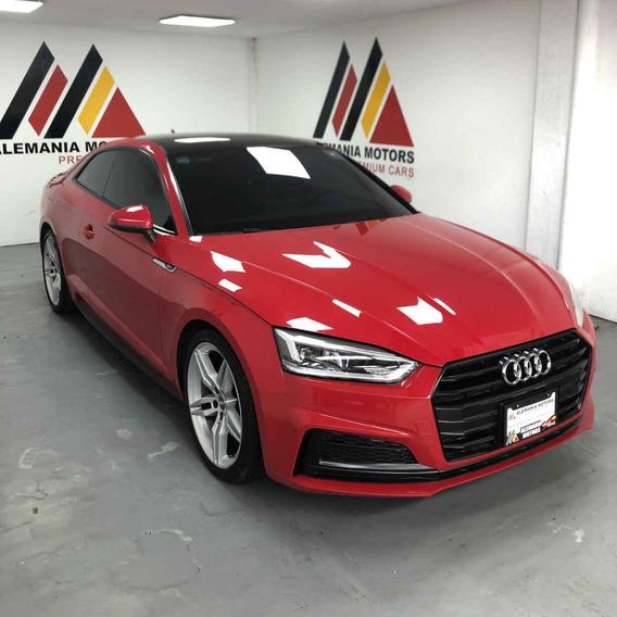 Audi A5 2018 2p S Line L4/2.0/190/t Aut