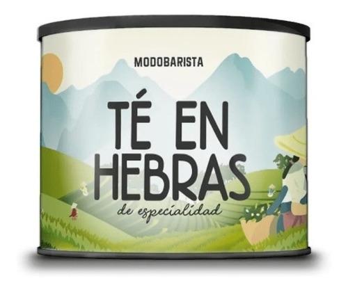 Imagen 1 de 1 de Te En Hebras Citrus Green Modo Barista 50 Gr