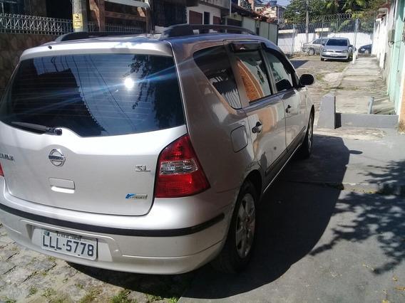 Nissan Livina 1.6 Sl Flex 5p 2012