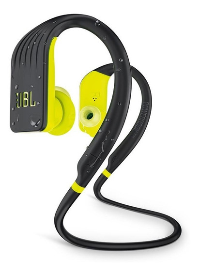 Fone De Ouvido Sem Fio Jbl Endurance Bluetooth Jump Preto