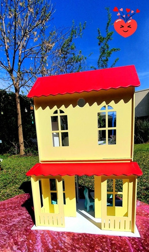 Casa Muñeca Fibrofacil