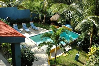 Encantadora Villa Caribeña En La Bahía De Tankah