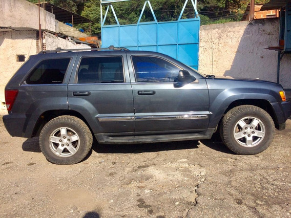 Jeep Grand Cherokee 4.7 Limited 4x4 2007 Gris Azulado