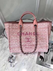 Bolsa Chanel Rue Cambon 31 Rosa Original