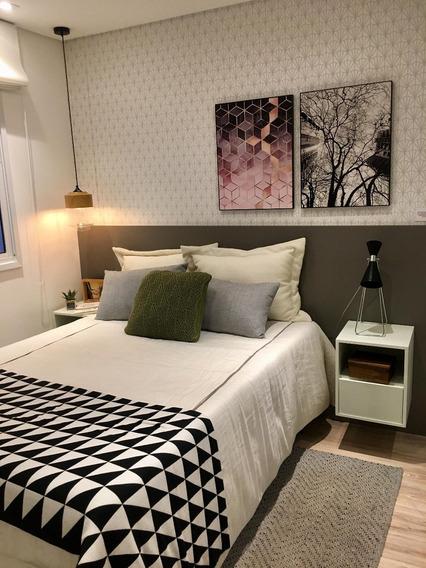 Apto Em Itaquera 36m2, 2 Dormitórios, Lazer Completo Mcmv