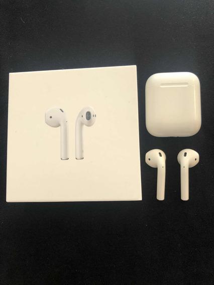Apple AirPods - Perfeito Estado