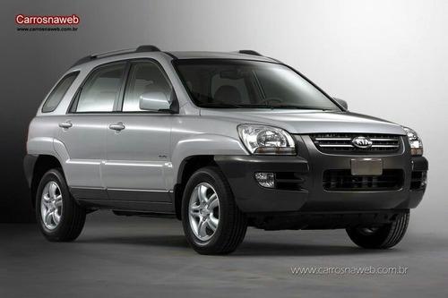 Imagem 1 de 1 de Kia Sportage 2007 2.7 V6 Ex 4x4 5p