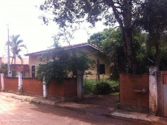 Chácara Para Venda Em Tatuí, Vila Americana, 2 Dormitórios, 1 Banheiro - 210