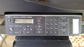 Epson Office Tx 300 F, Para Concerto Ou Peças