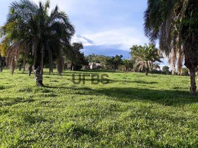 Fazenda Com 4 Dormitórios À Venda Por R$ 4.370.000 - Zona Rural - Goianira/go - Fa0089