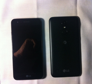 Telefono Smartphone Lg Phoenix 3 M150 Usado Como Nuevo