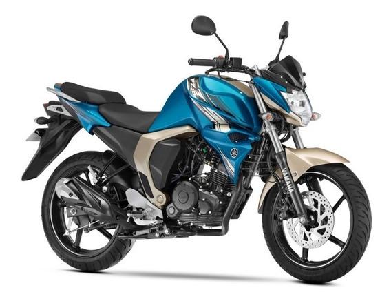 Yamaha Fz 16 Fi S Financia 12/18 Consulta Contado Ciclofox