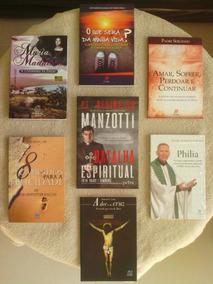 Batalha Espiritual +06 Livros Católicos Novos= 07 Livros §
