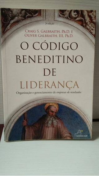 Livro O Código Beneditino De Liderança