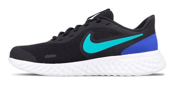 Tênis Infantil Nike Revolution 5 (gs) Preto V20 Bq5671 011