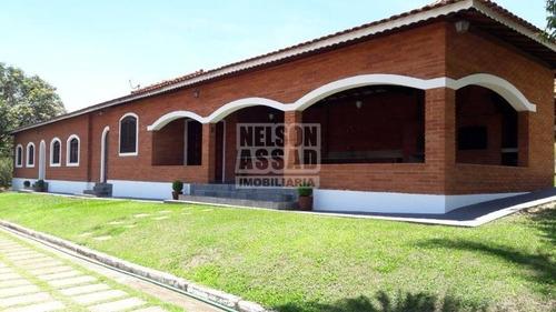 Imagem 1 de 19 de Chácara Para Venda No Bairro Aguas De São Pedro, 3 Dorm, 10000 M - 2074