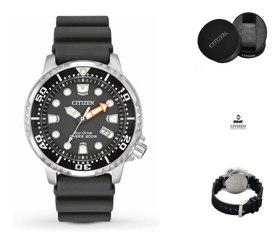 Reloj Citizen 60807 Bn0150-28e Promaster Diver Correa Full.f